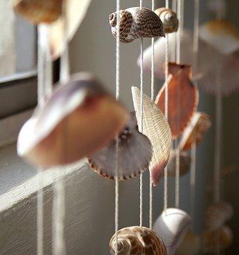Seashell-window-treatment