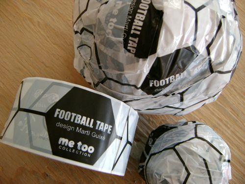 soccer tape