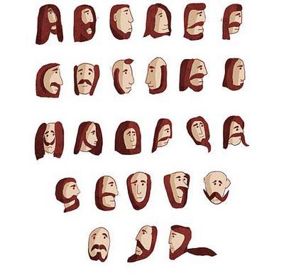Beard-font