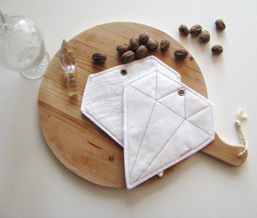 Facet-pot-holder-design-sponge