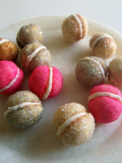 Glitter-cookies-oscar-party