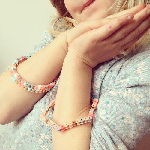 Perler-bead-bangles