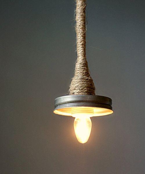 Jar-lid-light