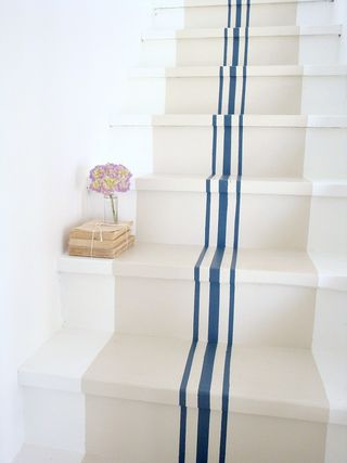 Striped-stairs