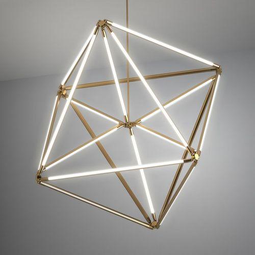Facet-chandelier-matter