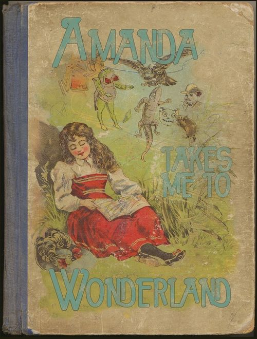 Amanda-kingloff-wonderland-book
