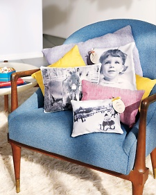 Photo-pillows
