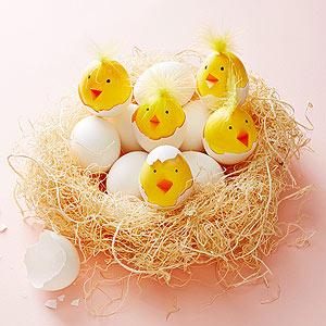 Easter-eggs-parents-chicks