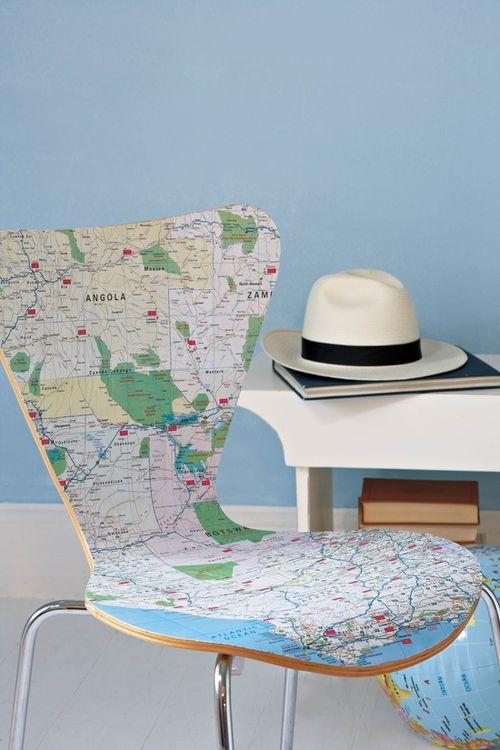 Map-chair