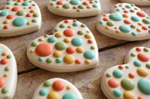 Dot cookies