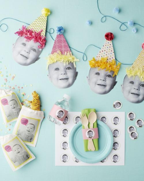 First-birthday-photo-crafts