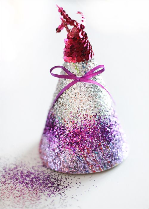 Time for 10 Amazing DIY Birthday Party Hats - The Violet Hours