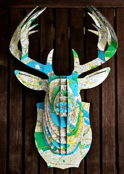 Map-deer-head